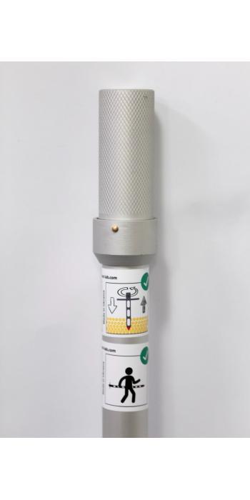 Сонда за пробовземане 3.0м/Ø35 (пробовземач)