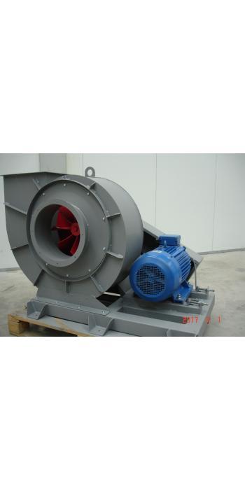 Центробежен вентилатор за ниско налягане с ремъчна предавка I